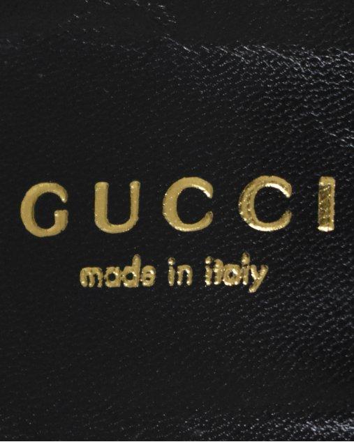 Sapato Gucci Azul Marinho