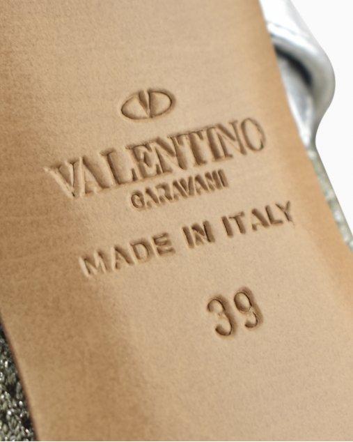 Bota Valentino Rockstud Prata