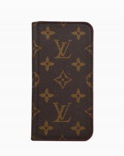 Capa para Iphone X ou XS Louis Vuitton Monograma