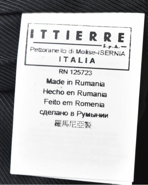 Jaqueta De Couro  Pierre Balmain Prata