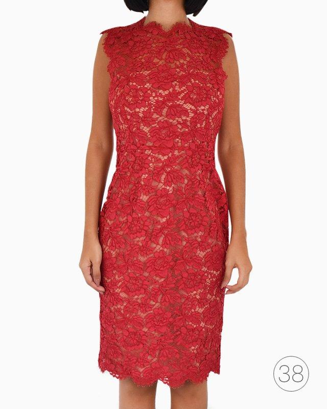 Vestido Valentino Vermelho