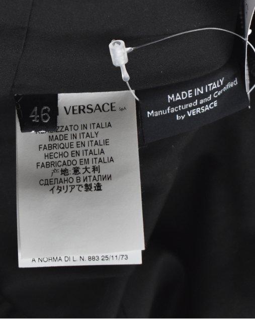 Vestido Versace Preto