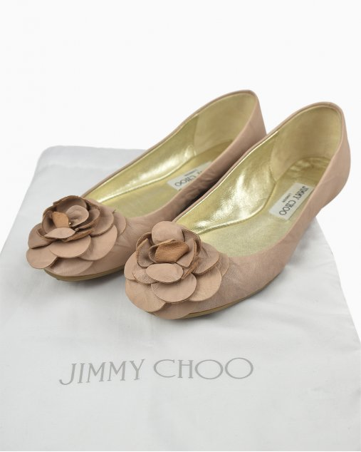 Sapatilha Jimmy Choo Rosa