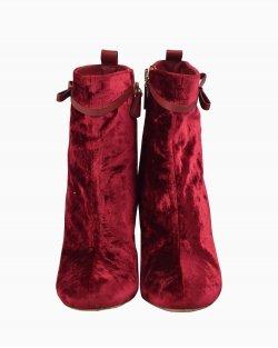 Bota Red Valentino Vermelha
