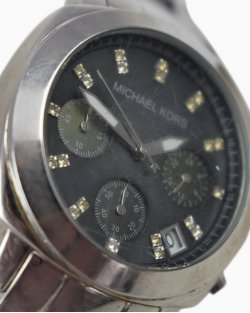 Relógio Michael Kors MK5093 Prata