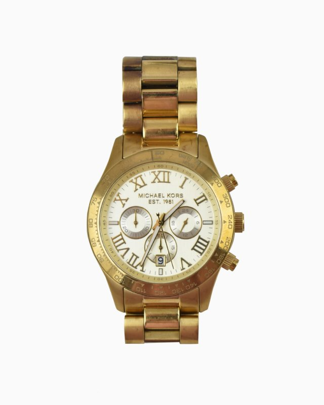 Relógio Mihael Kors MK8214 Dourado