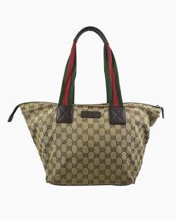 Bolsa Gucci Shelly Line Monograma