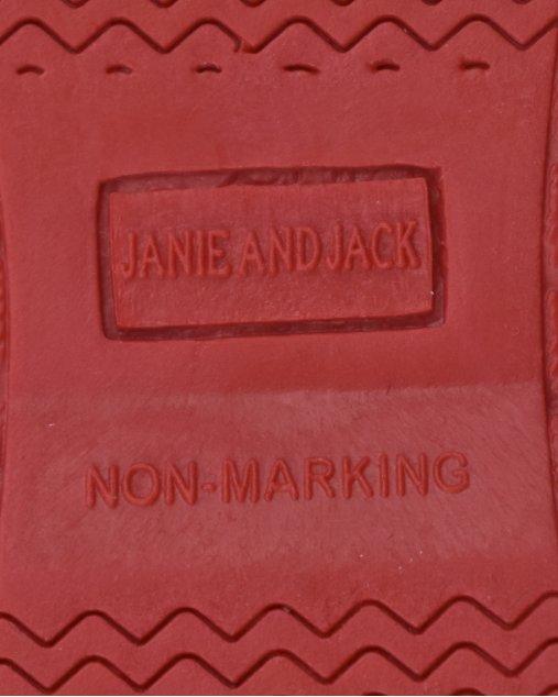 Mocassim Janie And Jack Infantil Azul