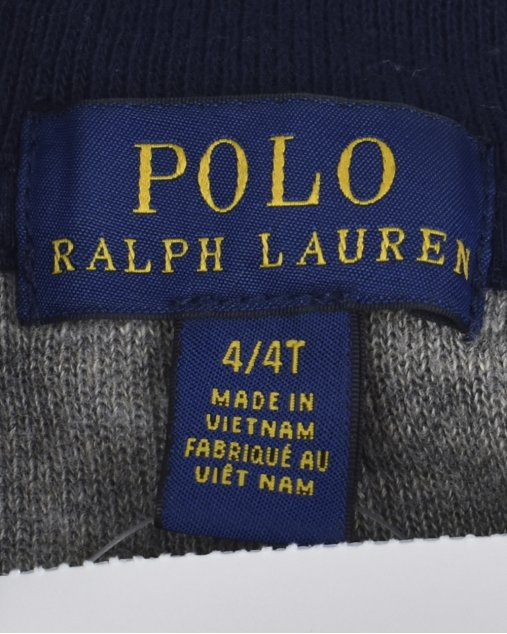 Blusa Polo Ralph Lauren Infantil Listrada