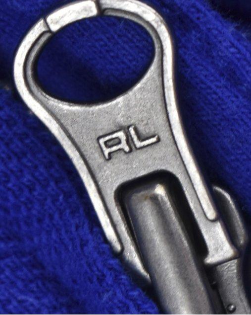 Blusa Polo Ralph Lauren Infantil Azul Marinho