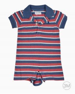 Body Ralph Lauren Infantil Listrado