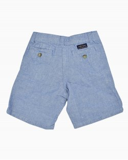 Short  Janie and Jack Infantil Azul
