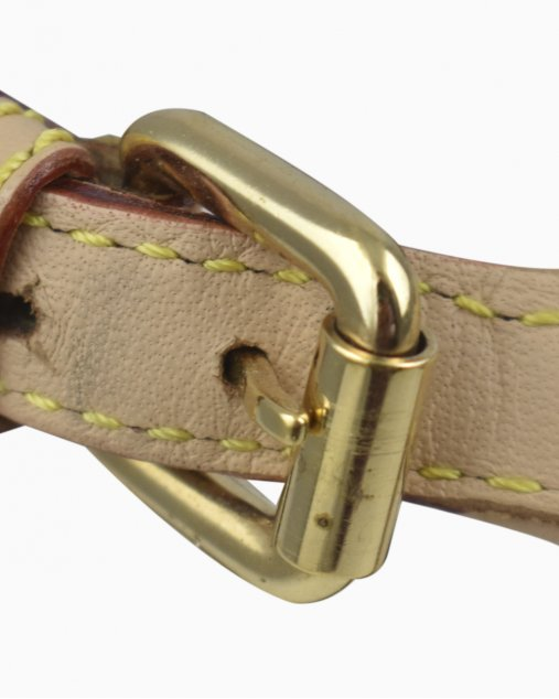 Sandália Louis Vuitton Damier Azur