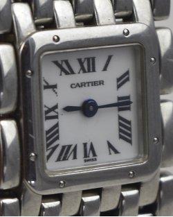 Relógio Cartier Panthère Ruban Feminino