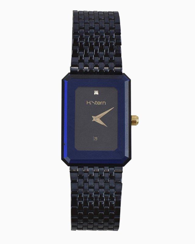 Relógio HStern Coleção Safira Azul Marinho