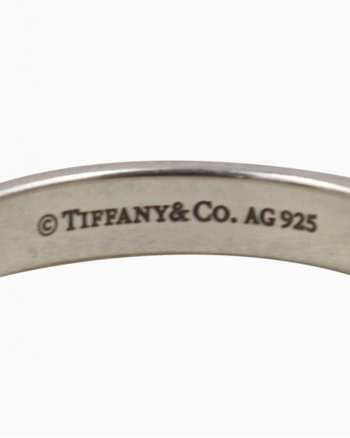 Anel Tiffany & Co. Azul