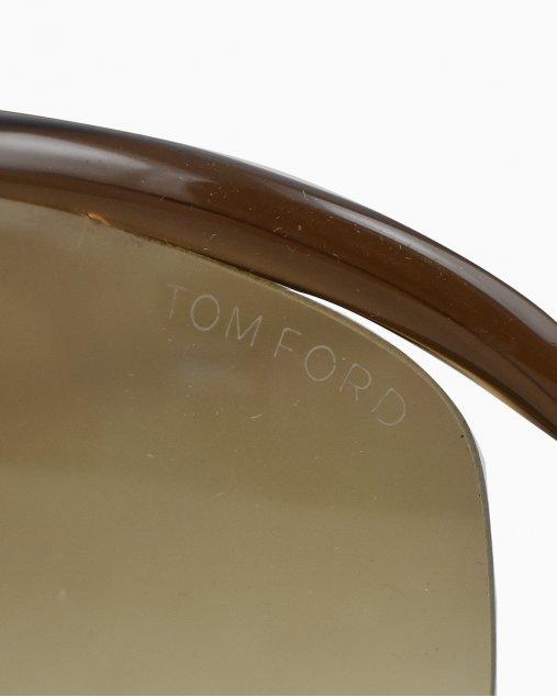 Óculos Tom Ford Jennifer Marrom