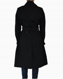 Trench Coat Burberry Brit Preto