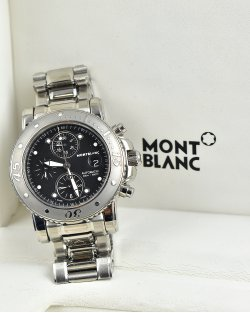 Relógio Montblanc Chronograph Automatic Swiss 200MM/660ft