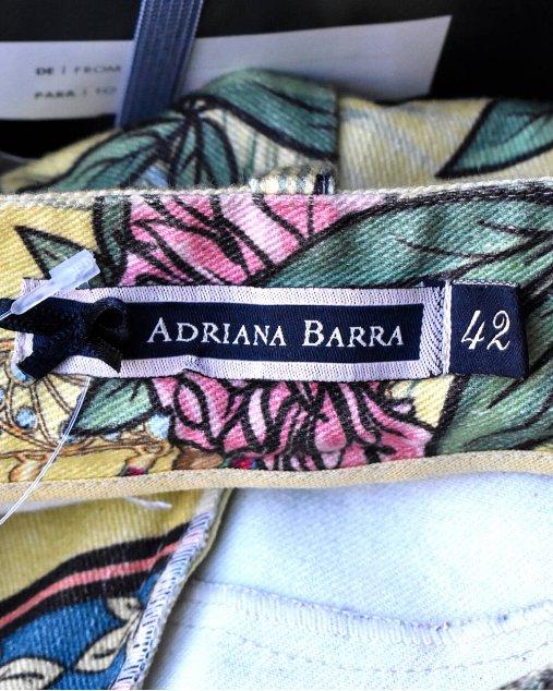 Calça Adriana Barra Estampada