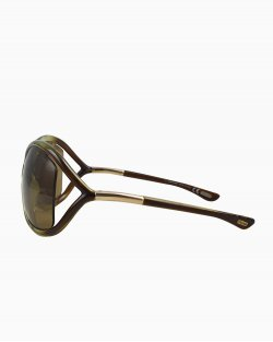 Óculos Tom Ford Whitney Marrom