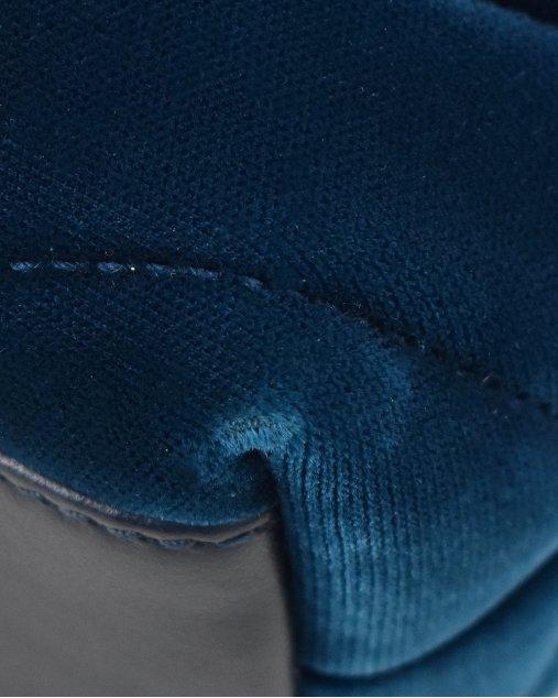 Bolsa Yves Saint Laurent Loulou Toy Azul