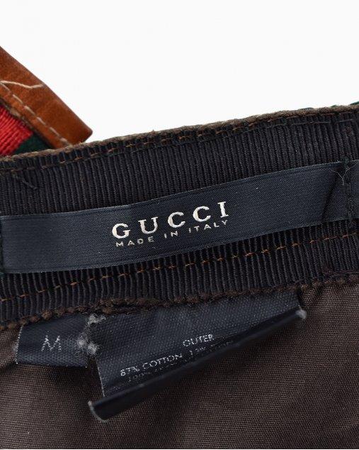 Boina Gucci Monograma