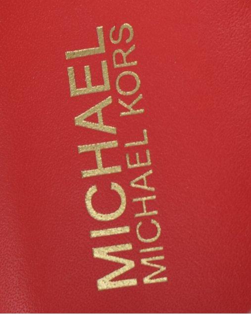 Rasteira Michael Kors Coral