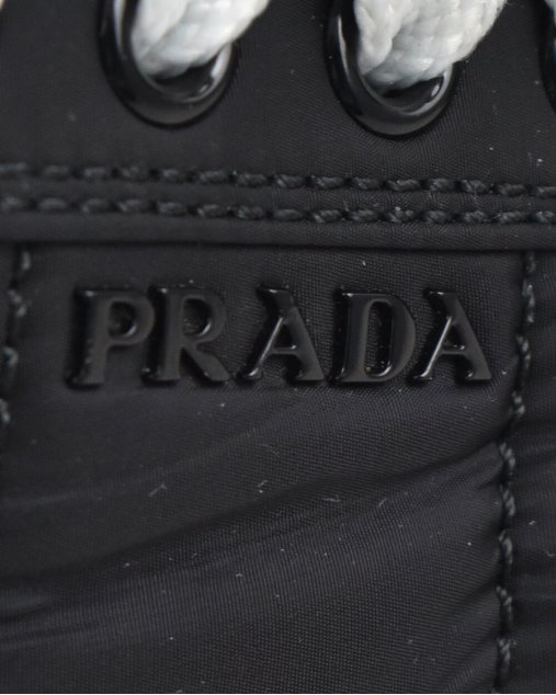 Tênis Prada Nylon Preto