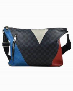 Bolsa Louis Vuitton Mick Cobalt Regatta