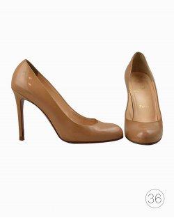 Sapato Christian Louboutin Nude