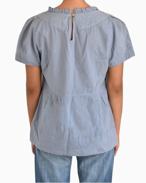 Blusa Marc By Marc Jacobs Azul