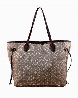 Bolsa Louis Vuitton Neverfull Idylle Monograma MM