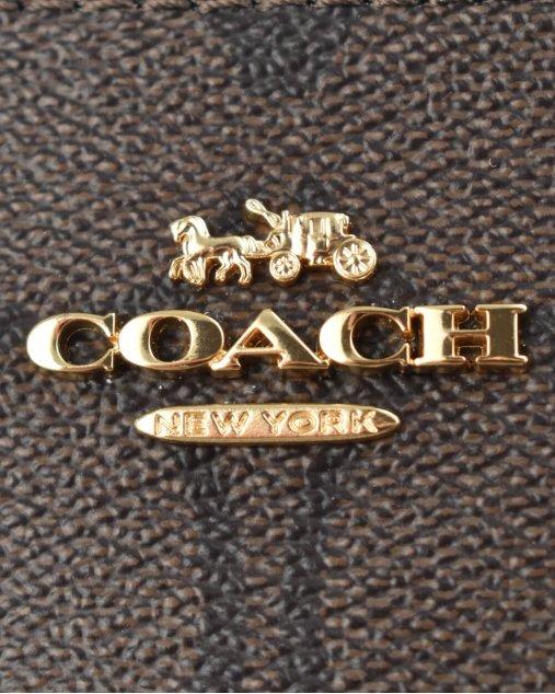 Clutch Coach Monograma
