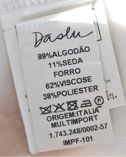 Blazer D&G Dolce & Gabbana Branco
