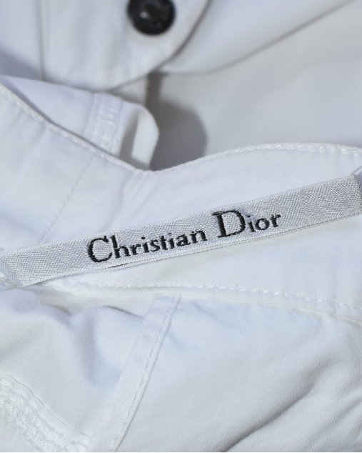 Calça Christian Dior Branca