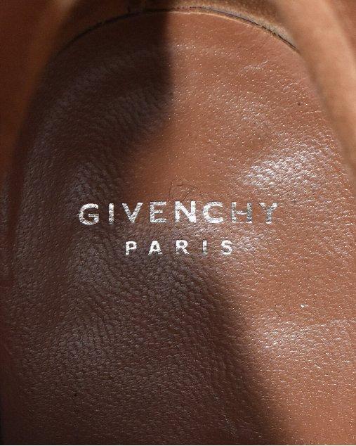 Bota Givenchy Shark Tooth Preta