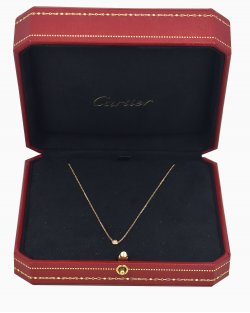 Colar Cartier Diamants Légers