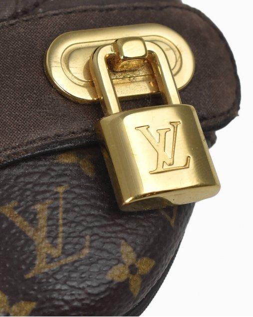 Sapatilha Louis Vuitton Monograma
