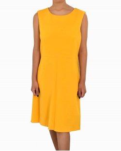 Vestido Diane Von Furstenberg Amarelo