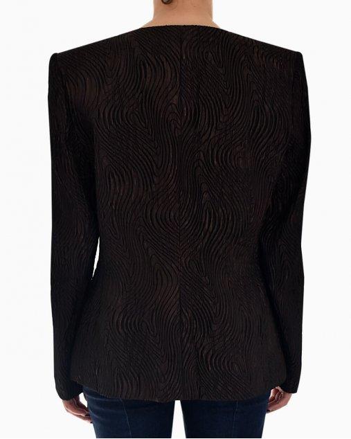 Blazer Yves Saint Laurent Marrom