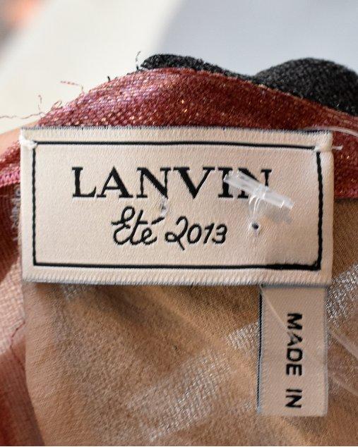 Blusa Lanvin Estampada