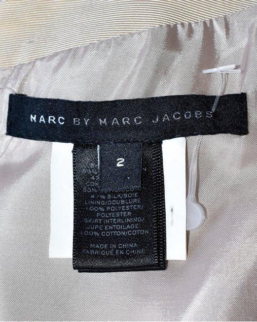 Vestido Marc By Marc Jacobs Bicolor