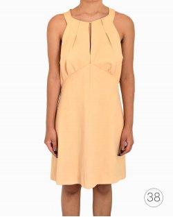Vestido Cris Barros Amarelo