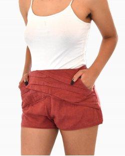 Shorts Cris Barros Coral