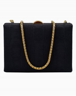 Bolsa Chanel Vintage Preta