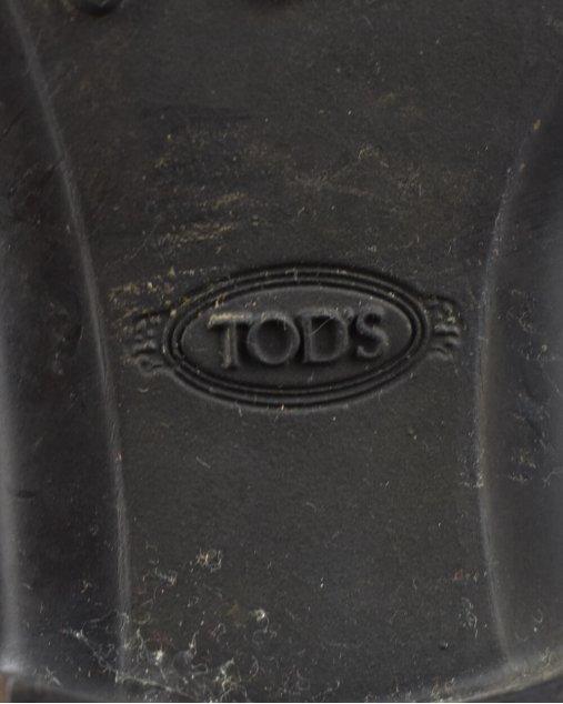 Bota Tod's Caramelo