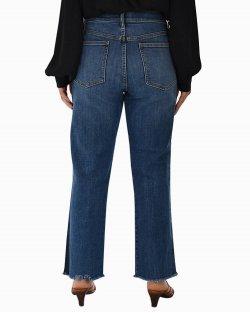 Calça Jeans Reta Tory Burch