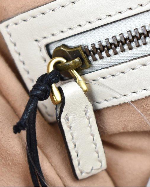 Bolsa Gucci GG Marmont Branca