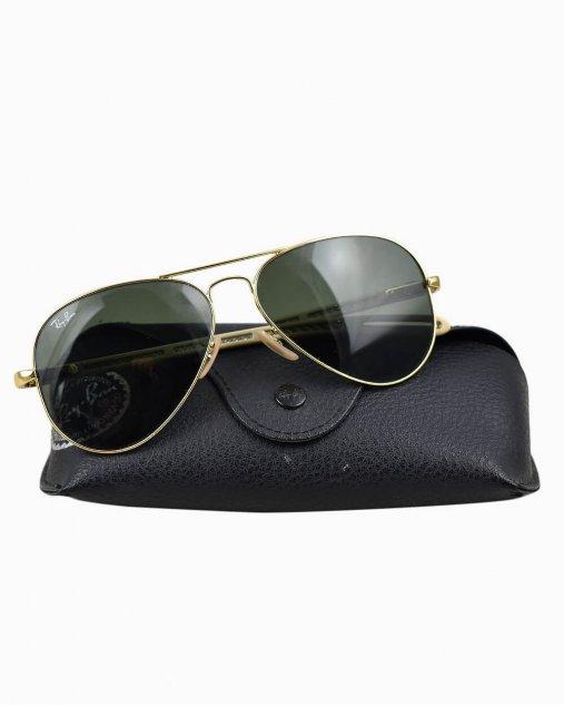 Óculos Ray Ban Aviator Classic Preto